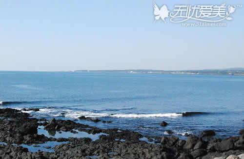 大海人文风景图
