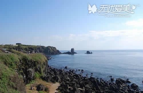 韩国济州岛之涉地可支 给您最直观的韩剧风景