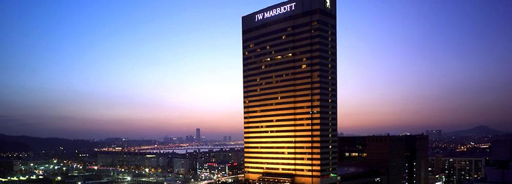 首尔万豪酒店